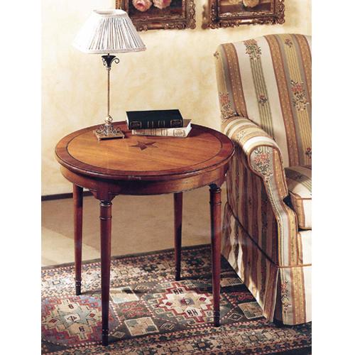 Tavolino classico rotondo E110