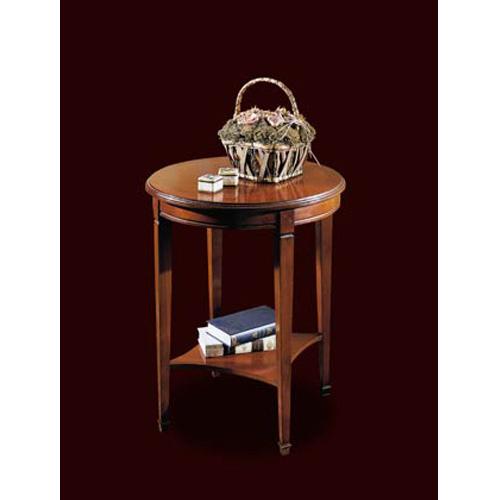 Tavolino classico rotondo 454